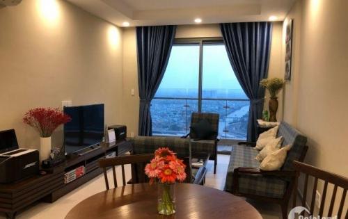 Bán CHCC Gold View, 2PN - Full nội thất đẹp tại Q4, giá chỉ 3,3 tỷ. LH: 0931448466 (Cúc)