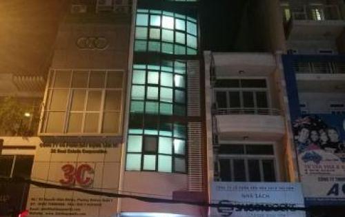 Bán nhà đường Trần Hưng Đạo, Quận 5 (4.5m x 20m) GPXD 9 tầng. Giá 35 tỷ TL 0918 966 196