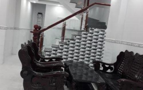 Bán nhà 1 lầu đẹp hẻm 487 Huỳnh Tấn Phát quận 7.