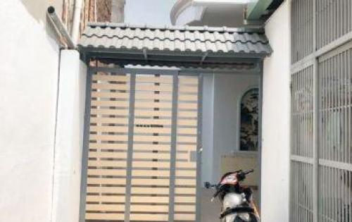 Bán gấp nhà phố 1 lầu mặt tiền hẻm 38 Tân Thuận Tây, P. TTT, Quận 7