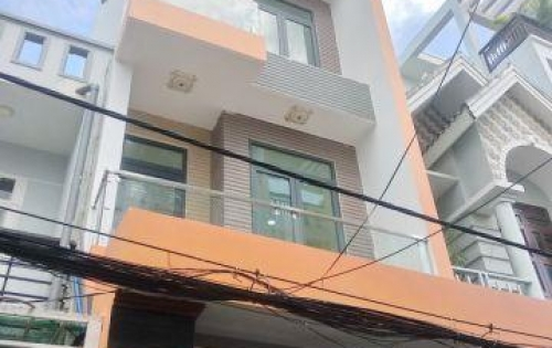 Bán nhà 2 lầu đẹp hẻm xe hơi 1135 Huỳnh Tấn Phát quận 7.