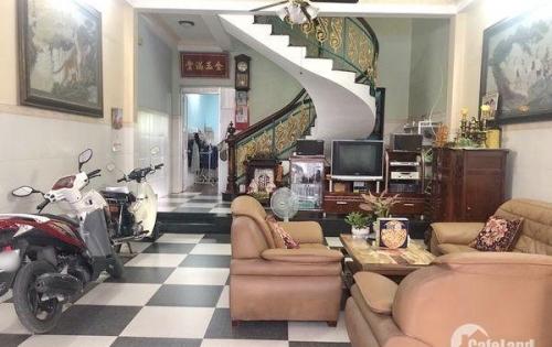 Bán nhà 1 lầu (nở hậu) hẻm xe hơi 51 Trần Xuân Soạn Quận 7