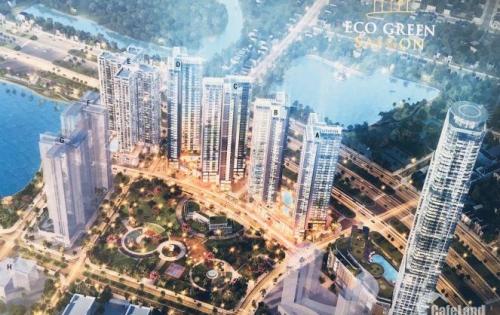 Căn hộ Eco Green Sài Gòn chính sách ưu đãi chiết khấu đến 7% và quà tặng trị giá 80 triệu