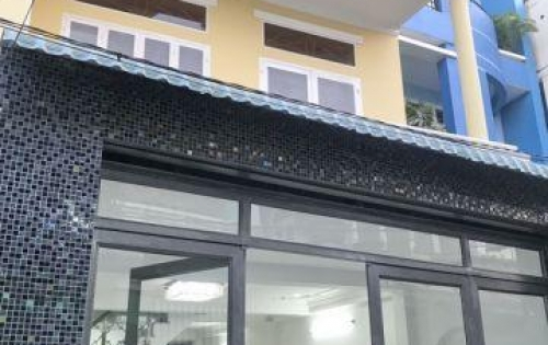 Bán nhà 1 lầu hẻm xe hơi 458 Huỳnh Tấn Phát Quận 7