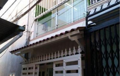 Bán nhà mới 2 tầng hẻm đường Trần Xuân Soạn, giá chỉ 2.3 tỷ
