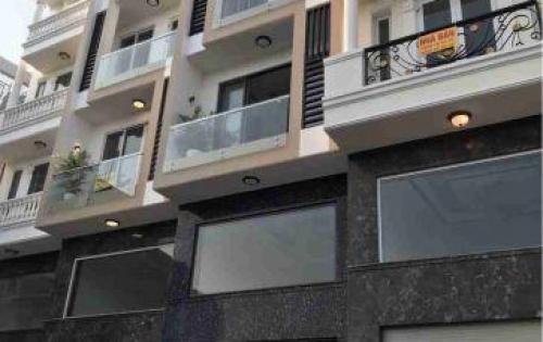 Bán Nhà phố 3 tầng  đường Hoàng Quốc Việt, Phường Phú Mỹ, Quận 7. (Tặng nội thất)