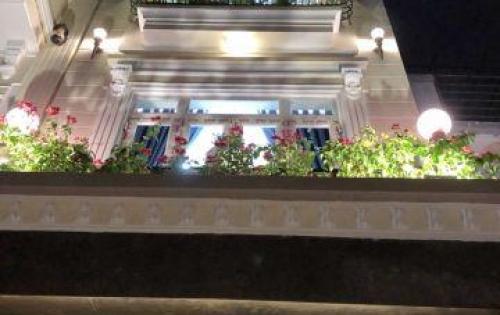 Bán nhà đẹp 2 lầu hẻm xe hơi 115 Phạm Hữu Lầu Quận 7