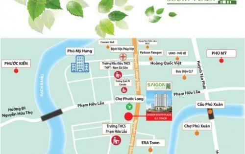 ki-ốt trung tâm thương mại Q7. chỉ 250 triệu
