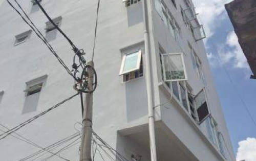 Bán căn hộ dịch vụ 5 lầu đường Tân Mỹ phường Tân Phú Quận 7
