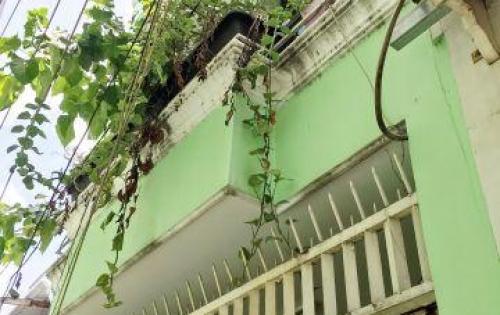 Bán nhà 1 lầu gần mặt tiền đường Hưng Phú Phường 9 Quận 8