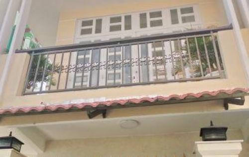 Bán nhà mới 100%, Nguyễn Duy, quận 8 (1 lầu + Sân thượng).