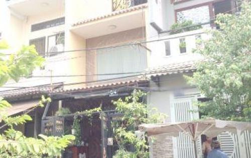 Bán nhà đẹp mặt tiền đường Nguyễn Đức Ngữ Phường 5 Quận 8