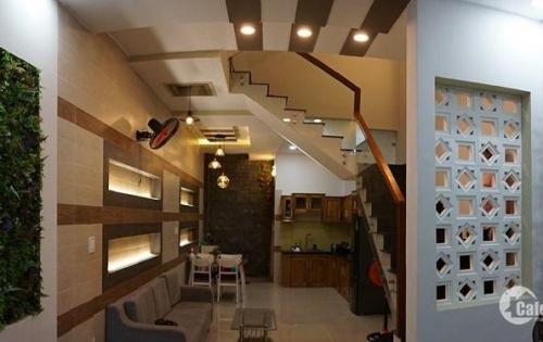 Bán nhà 40m2, gần mt, hẻm Dương Bá Trạc phường 1 quận 8