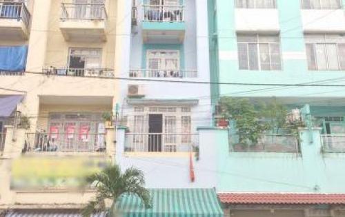 Bán nhà phố 5 lầu mặt tiền đường Tạ Quang Bửu Phường 4 Quận 8
