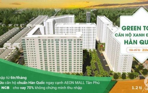 Còn Lại Vài Căn Gía Ưu Đãi Cho Khách Hàng Mua Căn Hộ Green Town Bình Tân