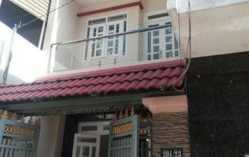 Đáo hạn NH bán gấp nhà 201 Mã Lò ngay BV Bình Tân