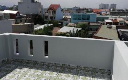 Nhà hẻm 6m ngay Siêu Thị AEON tân phú 1.97 tỉ