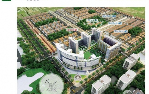 Chỉ cần 520 triệu, sở hữu căn hộ 02 PN 68m2 tại trung tâm quận Bình Tân