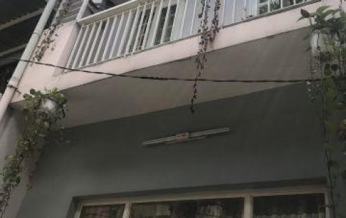 Bán nhà 1/ đường số 6 BHHA hẻm 4m