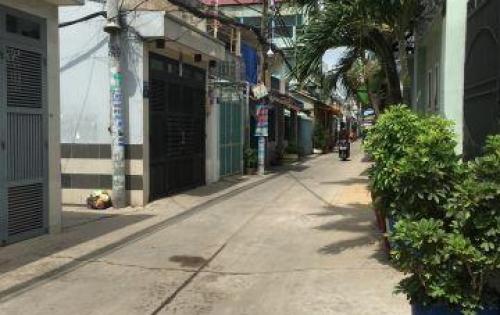 Cần bán căn nhà 4x17 1 trệt 1 lầu,Quận Bình Tân