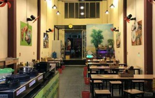 Nhà 1 trệt 3 lầu mặt đường Quang Trung, P8, Gò Vấp