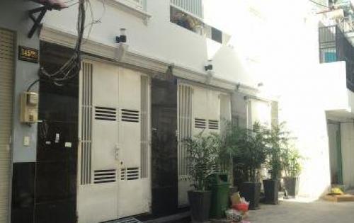 Nhà HXH 5m Huỳnh Văn Bánh, 3.2x15, trệt lửng 2 lầu sân thượng, 7.8ty TL