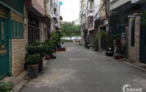 Bán nhà HXH 8m Huỳnh Văn Bánh, Quận Phú Nhuận, DT 4x14m, giá 7.1 tỷ TL