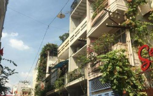 nhà Hxh Cô Bắc,P1 Phú Nhuận diện tích đất 42m2, giá 5.2 Ty TL