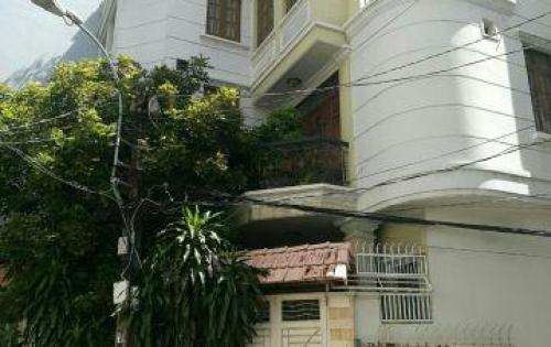Bán nhà MT đường Phan ĐÌnh Phùng, Quận Phú Nhuận ( 6.5m x 19m) DTCN 130m2. GPXD hầm, 8 tầng. Giá 41 tỷ TL