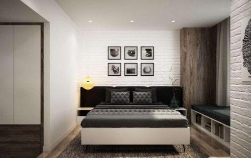 cần bán căn officetel orchard garden phú nhuận 32m2, giá 1.830 tỷ nội thất đẹp