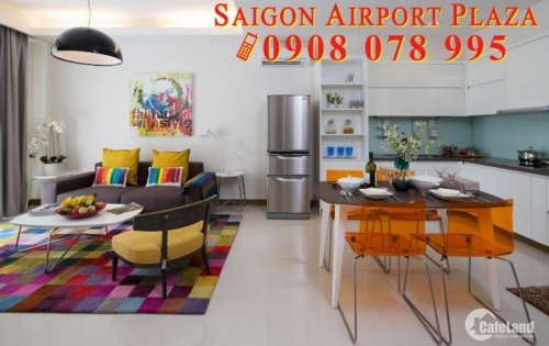 SAIGON AIRPORT PLAZA _Hotline PKD SSG 0908 078 995 _Thương lượng chính chủ có Password xem nhà ngay