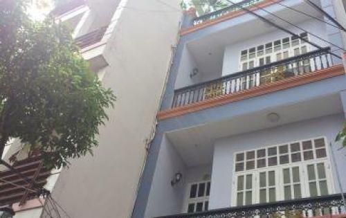 Nhà Mặt Tiền, 4 Tầng Mới, 4x35m Vuông, KDoanh, Nguyễn Quang Bích.