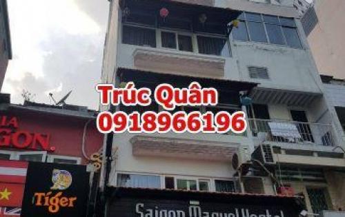Bán nhà đường Phạm Văn Hai, Phường 03, Quận Tân Bình (4m x 20m) 6 tầng. Giá 22 tỷ TL 0918 966 196