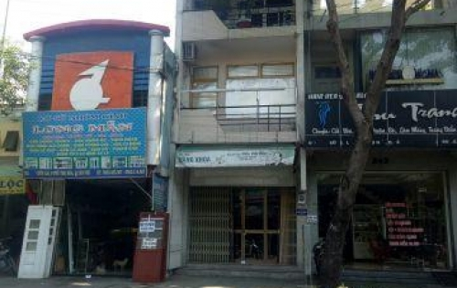 Bán nhà MTKD Sầm uất Vườn Lài, DT 4mx17m, cấp 4 giá 10.3 tỷ, P. Phú Thọ Hoà