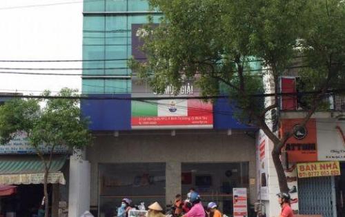 Bán Nhà hẻm xe tải  Quận Tân Phú dt 8mx17m 5 lầu  giá 15 tỷ,