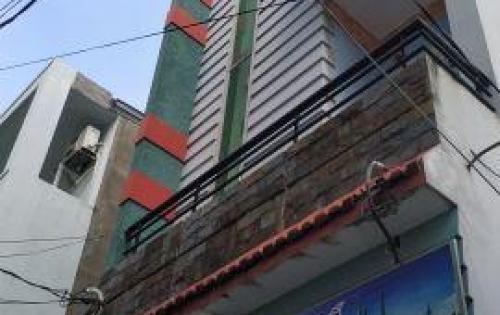 Bán nhà hẻm Nguyễn Hữu Tiến, DT: 3.1x13.5m, giá: 5.3 tỷ, P. Tây Thạnh, Q. Tân Phú