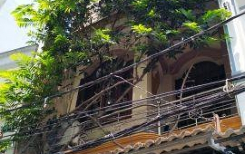 Bán nhà HXH, P. Phú Thọ Hòa, Q. Tân Phú, DT: 4x13m, giá: 5.6 tỷ