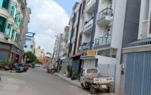 Bán DPL 269 đường Gò Dầu Quận Tân Phú dt 4mx14m  giá 4.7 tỷ,