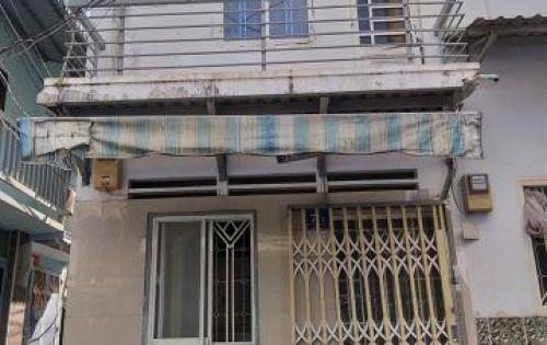 Nhà 1 Sẹc,hẻmm rộng 4m giá rẻ chính chủ bán 1 Trệt 1 Lầu, 2 mặt tiền ở khu Bình Triệu-PVĐ
