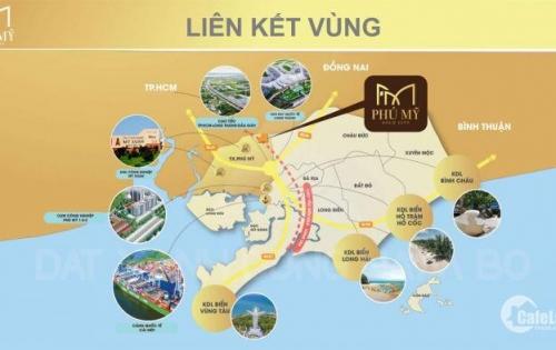 Phú Mỹ Gold City-Mỏ vàng cho nhà đầu tư sinh lời hoặc mua ở.