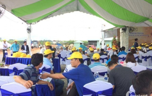 Dự án Phú Mỹ Gold City,Mỏ vàng