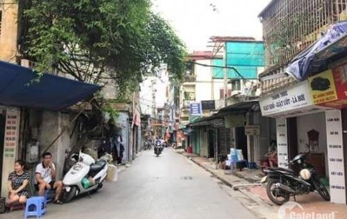 Bán nhà ngõ 97 Văn Cao 4.7 tỷ 40m2 ôtô đỗ cửa