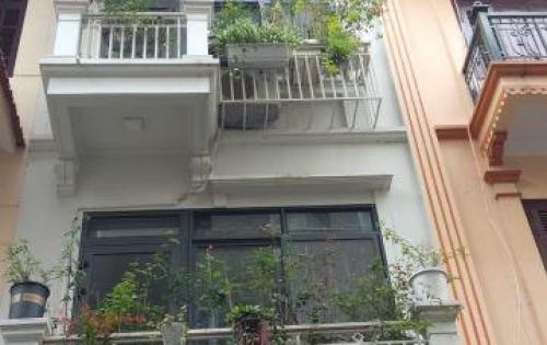 Bán nhà Phân lô Khương Mai, 43m, mặt tiền 4m, 4 tầng, ô tô đỗ cửa