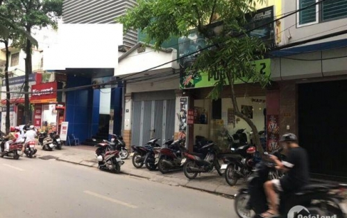 Bán nhà mặt Phố Nguyễn Lân, Kinh doanh sầm uất, dt 140m2, giá 35 tỷ