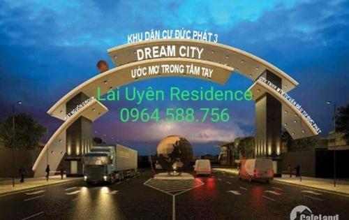 Dream cty -Lai uyên Residence siêu dự án sinh lời gấp 3 lần đáng đầu tư nhất lh 0964.588.756