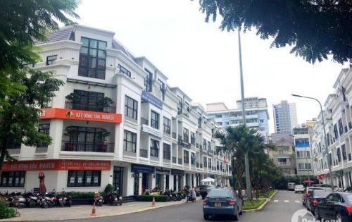 Bán gấp lô Shophouse Vinhomes Gardenia B1 đã Hoàn Thiện 93m 4 tầng 18 tỉ bao phí sang tên