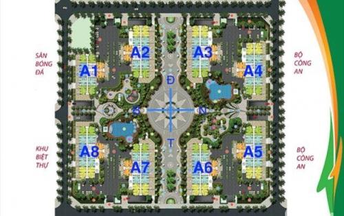 [An Bình City] Chính chủ căn 2PN tòa A6 tầng đẹp, view trọn vẹn hồ điều hòa 15ha