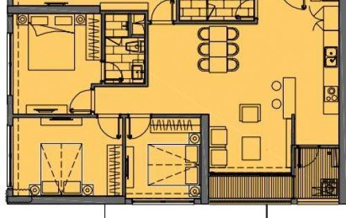 Bán GẤP căn 4 ngủ  DT 130m2  Tại Dự án Vinhomes West Point Phạm Hùng