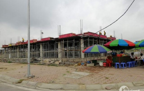 Uông Bí New City ra Shop House đầu tiên của thành phố