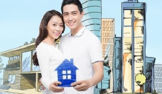 MB cho vay mua, xây dựng và sửa chữa nhà, đất